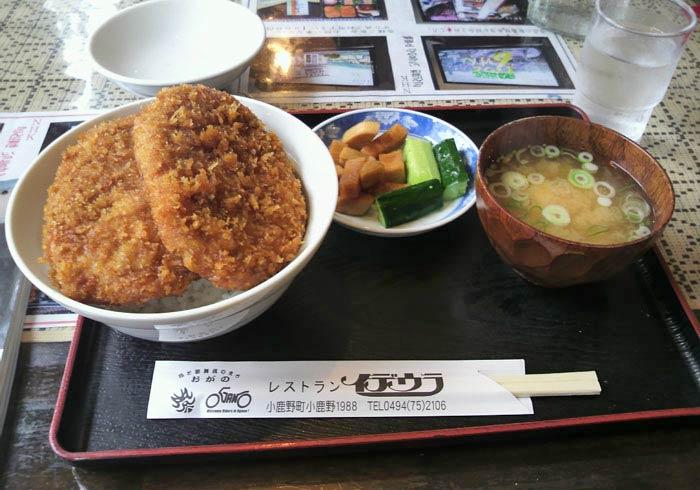 わらじカツ丼5